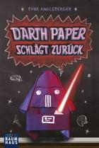 Buchcover Darth Paper schlägt zurück