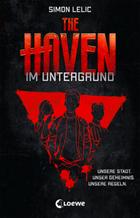 Buchcover The Haven. Im Untergrund