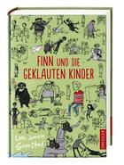 Buchcover Finn und die geklauten Kinder