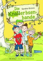 Buchcover Die Knallerbsenbande