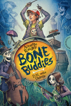 Buchcover Bone Buddies. Echt nette Skelette