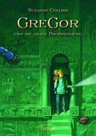 Buchcover Gregor und die graue Prophezeiung