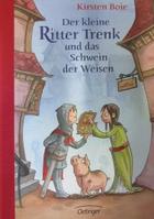 Buchcover Der kleine Ritter Trenk und das Schwein der Weisen