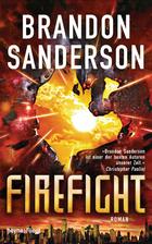 Buchcover Brandon Sanderson: Firefight