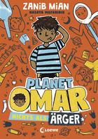Buchcover Planet Omar - Nichts als Ärger