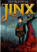 Buchcover Jinx und der magische Urwald