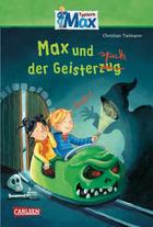 Buchcover Max und der Geisterspuk