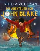 Buchcover Die Abenteuer des John Blake