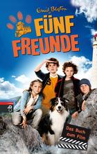 Buchcover Fünf Freunde – Das Buch zum Film