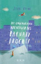 Buchcover John Boyne: Die unglaublichen Abenteuer des Barnaby Brocket