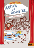 Buchcover Master of Disaster: Chaos ist mein zweiter Name