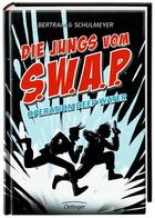Buchcover Die Jungs vom S.W.A.P. – Operation Deep Water
