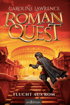 Buchcover Roman Quest – Flucht aus Rom