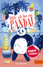 Buchcover Hilfe, ich bin ein Panda!