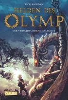 Buchcover Helden des Olymp – Der verschwundene Halbgott