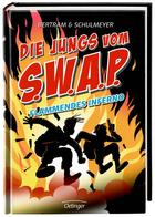 Buchcover Die Jungs vom S.W.A.P. – Flammendes Inferno