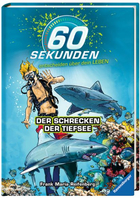 Buchcover Frank Maria Reifenberg: 60 Sekunden entscheiden über dein Leben – Der Schrecken der Tiefsee