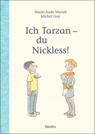 Buchcover Ich Tarzan – du Nickless!