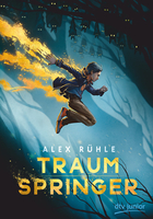 Buchcover Alex Rühle: Traumspringer