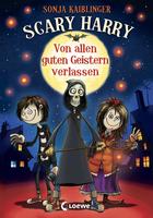 Buchcover Scary Harry – Von allen guten Geistern verlassen