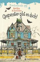Buchcover Friedhofstraße 43 – Gespenster gibt es doch!
