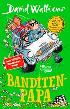 Buchcover Banditen-Papa