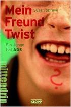 Buchcover Mein Freund Twist