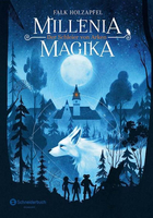 Buchcover Millenia Magika - Der Schleier von Arken