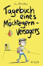 Buchcover Luc Blanvillain: Tagebuch eines Möchtegern-Versagers