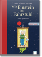 Buchcover Mit Einstein im Fahrstuhl: Physik genial erklärt