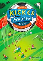 Buchcover Kicker Academy. Nachwuchsstar gesucht