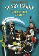 Buchcover Scary Harry –Die Meister aller Geister
