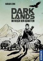 Buchcover Fabian Lenk: Darklands - Im Reich der Schatten