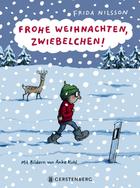 Buchcover Frohe Weihnachten, Zwiebelchen