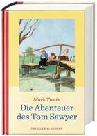 Buchcover Die Abenteuer des Tom Sawyer