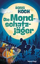Buchcover Die Mondschatzjäger