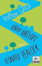 Buchcover Happy Birthday, Leonard Peacock