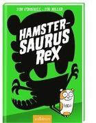 Buchcover Hamstersaurus Rex